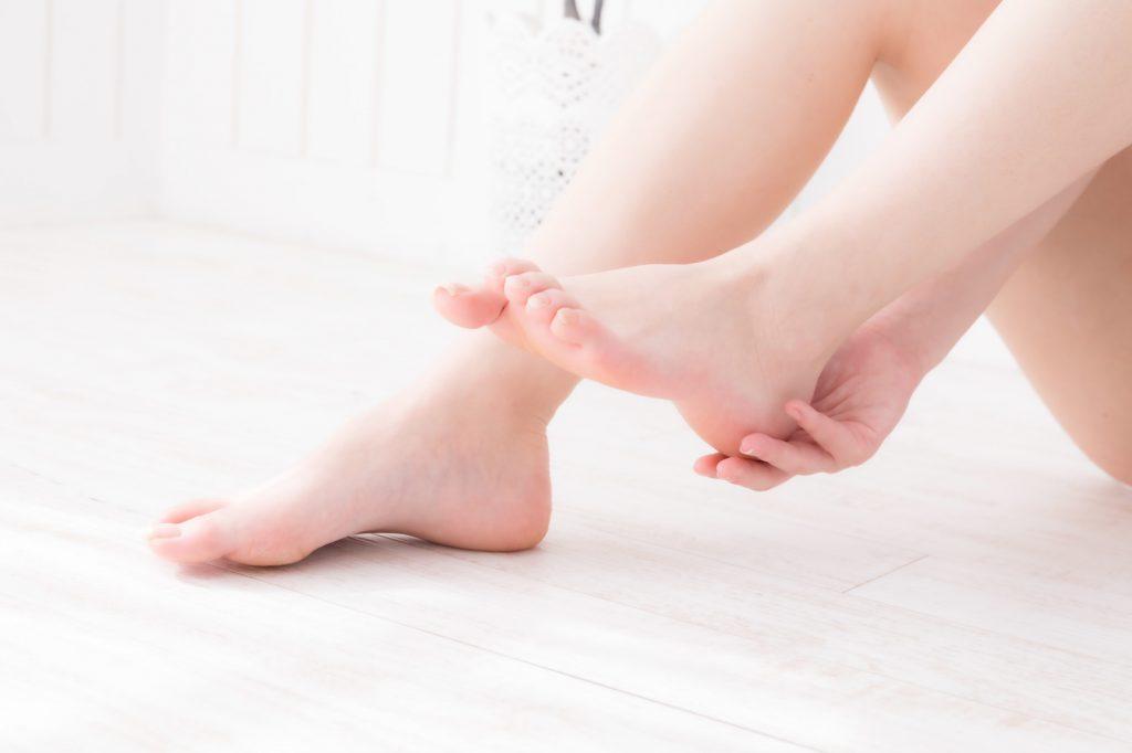 足が痛い 足のトラブル 靴